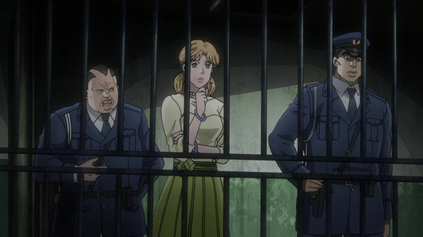 JoJo no Kimyou na Bouken: Stardust Crusaders - Ep. 1 - The Man Possessed by an Evil Spirit
