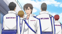Area no Kishi - Episode 13 - Raising the Curtain! Inter-High Qualifiers