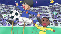 Area no Kishi - Episode 1 - I Like Soccer
