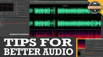 Film Riot - Episode 442 - Quicktips: Audio Editing!