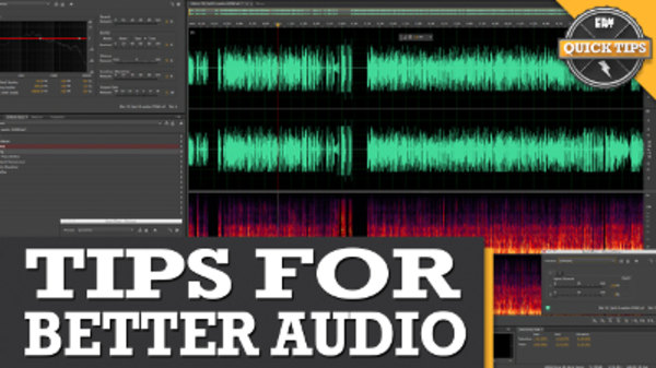 Film Riot - S01E442 - Quicktips: Audio Editing!
