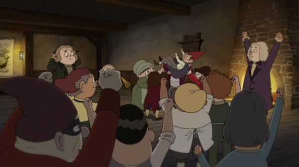 Over the garden wall season 1 episode 4 - Over the garden wall episode list ...