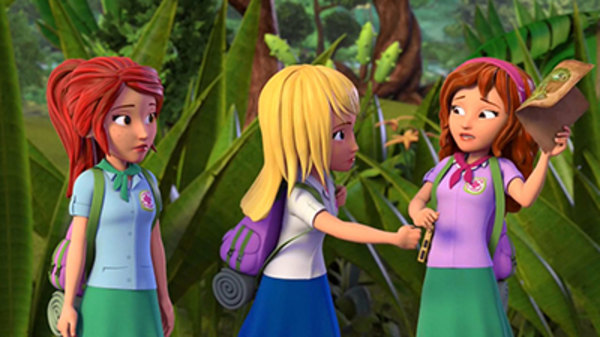 Lego friends dating by the book season 2 episode 50
