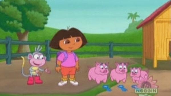 Dora the Explorer Season 1 Episode 8