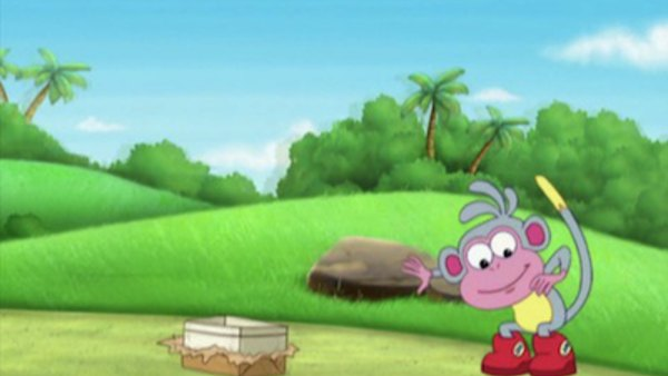 Dora the Explorer Season 5 Episode 8