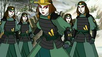Avatar: The Last Airbender - Episode 4 - The Warriors of Kyoshi