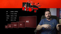 Film Riot - Episode 465 - Mondays: Is 4K Worth It & Pricing Your Work!