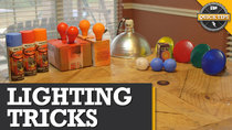 Film Riot - Episode 466 - Quicktips: DIY Lighting Tricks!
