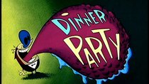 The Ren and Stimpy Show - Episode 14 - Dinner Party