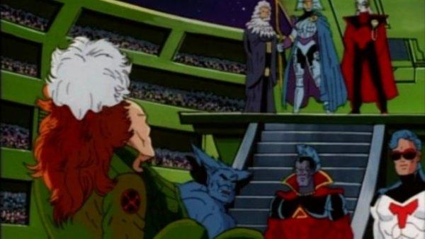 X Men The Animated Series Season 3 Episode 14