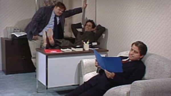 Saturday Night Live Season 17 Episode 18