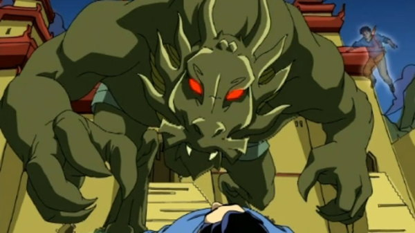 Jackie Chan Adventures Season 1 Episode 13