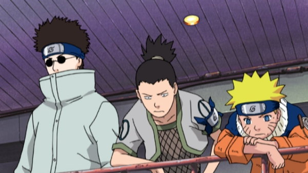 Naruto - Ep. 63 - Hit It or Quit It: The Final Rounds Get Complicated!