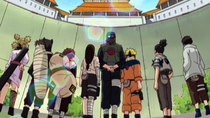 Naruto - Episode 59 - The Final Rounds: Rush to the Battle Arena!