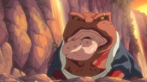Naruto - Episode 57 - He Flies! He Jumps! He Lurks! Chief Toad Appears!