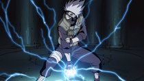 Naruto - Episode 40 - Kakashi and Orochimaru: Face-to-Face!