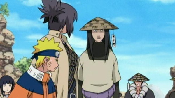 Naruto - Ep. 27 - The Chunin Exam Stage 2: The Forest of Death