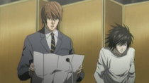 Death Note - Episode 9 - Encounter