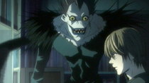 Death Note - Episode 4 - Pursuit