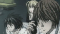 Death Note - Episode 22 - Guidance