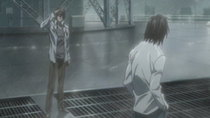 Death Note - Episode 25 - Silence