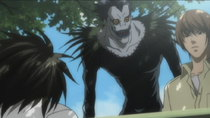 Death Note - Episode 15 - Wager