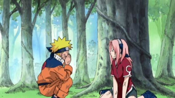 Naruto - Ep. 10 - The Forest of Chakra