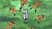 Naruto - Episode 123 - Konoha's Green Beast Appears