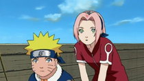Naruto - Episode 103 - The Race Is On! Trouble on the High Seas!