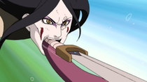 Naruto - Episode 96 - Deadlock! Sannin Showdown!