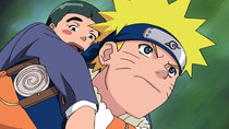 Naruto - Episode 174 - No Way! Celebrity Ninpou: Jutsu of Gold Element