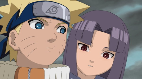 Naruto - Ep. 155 - The Creeping Dark Clouds