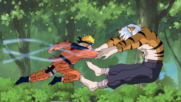 Naruto - Ep. 147 - Confrontation of Fate! You Will Not Defeat Me