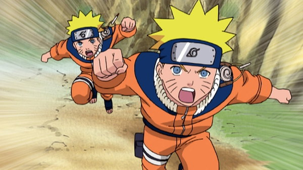 Naruto - Ep. 143 - Run Tonton! We're Counting On Your Nose