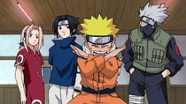 Naruto - Episode 6 - A Dangerous Mission! Journey to the Land of Waves!