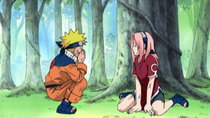 Naruto - Episode 10 - The Forest of Chakra