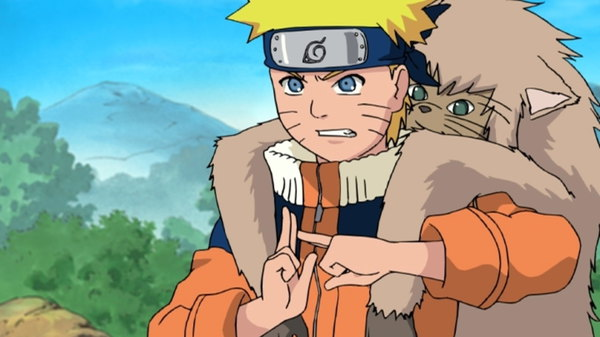 Naruto - Ep. 185 - A Legend Has Existed in Konoha