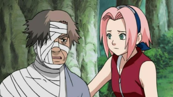 Naruto - Ep. 207 - Power That Should Have Been Sealed