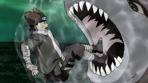 Naruto - Ep. 189 - Underwater! An Inexhaustible Amount of Ninja Weapons