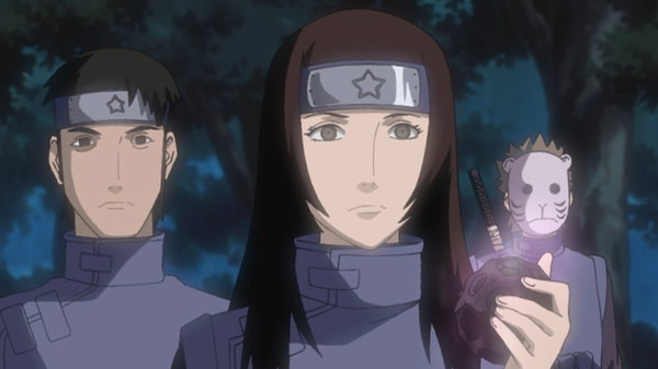 Naruto - Ep. 181 - Hoshikage: The Buried Truth.