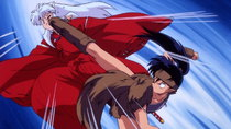 Inuyasha - Episode 36 - Kagome Kidnapped by Koga, the Wolf-Demon