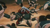Inuyasha - Episode 40 - The Deadly Trap of the Wind Sorceress, Kagura