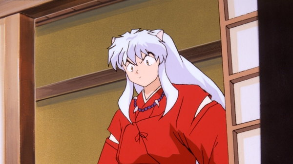 Inuyasha - Ep. 4 - Yura of the Demon-Hair
