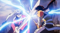 Inuyasha - Episode 10 - Phantom Showdown - The Thunder Brothers vs. Tetsusaiga