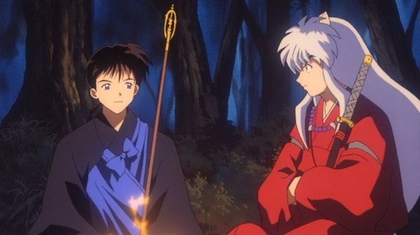 Inuyasha - Ep. 29 - Sango's Suffering and Kohaku's Life