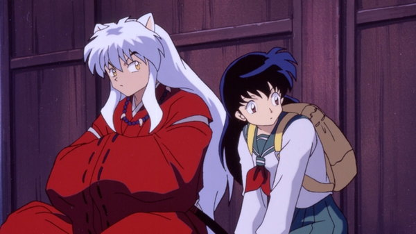 Inuyasha - Ep. 8 - The Toad Who Would Be Prince