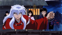 Inuyasha - Episode 28 - Miroku Falls Into A Dangerous Trap!