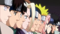 Naruto - Episode 201 - Multiple Traps: Countdown to Collapse