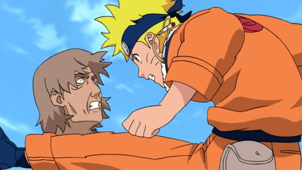 Naruto - Ep. 205 - Kurenai's Top-Secret Mission: A Promise with the Third