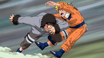 Naruto - Episode 44 - Akamaru Unleashed! Who's Top Dog Now?
